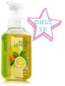 handsoaps 225x300 Bath and Body Works: $10 off of $30 + $3 Hand Soaps + $1 Shipping!