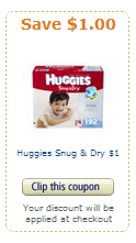 huggies List of Amazon Clip able Coupons!