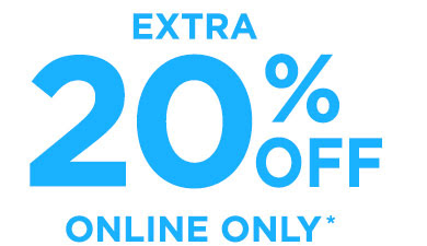 kohls20 Kohls: Extra 20% off + 48 Hour Sale  Save on Swimwear, Shoes, Appliances, and More!