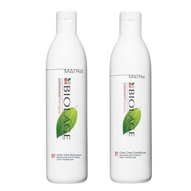 matrix2 Free Matrix Biolage Shampoo and Conditioner