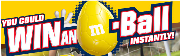 mball M&M's M Ball Instant Win Game! 35,000 Winners!!!