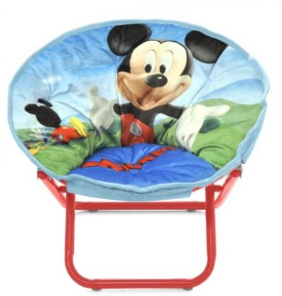mickey mouse toddler chair Disney Mickey Mouse Toddler Saucer Chair ONLY $15.75 (reg. $29.99)