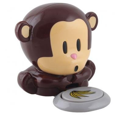 nail dryer Mini Cute Monkey Nail Polish Dryer Only $3.96 Shipped!