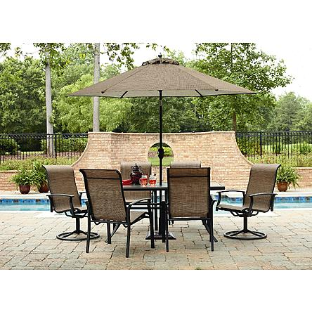 oasis Garden Oasis Harrison 7 Piece Dining Set Only $226 Shipped (reg. $599.99)!