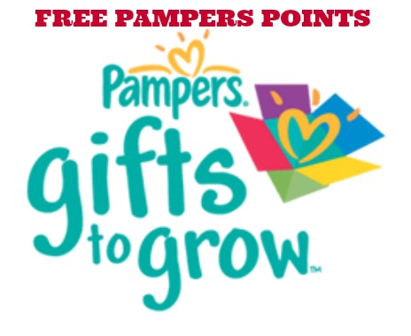 pampers gifts to grow2 10 New Pampers Gifts to Grow Points!