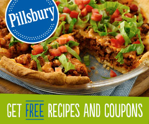 pillsbury ad Free Pillsbury Samples and up to $250/yr in Coupons and more!
