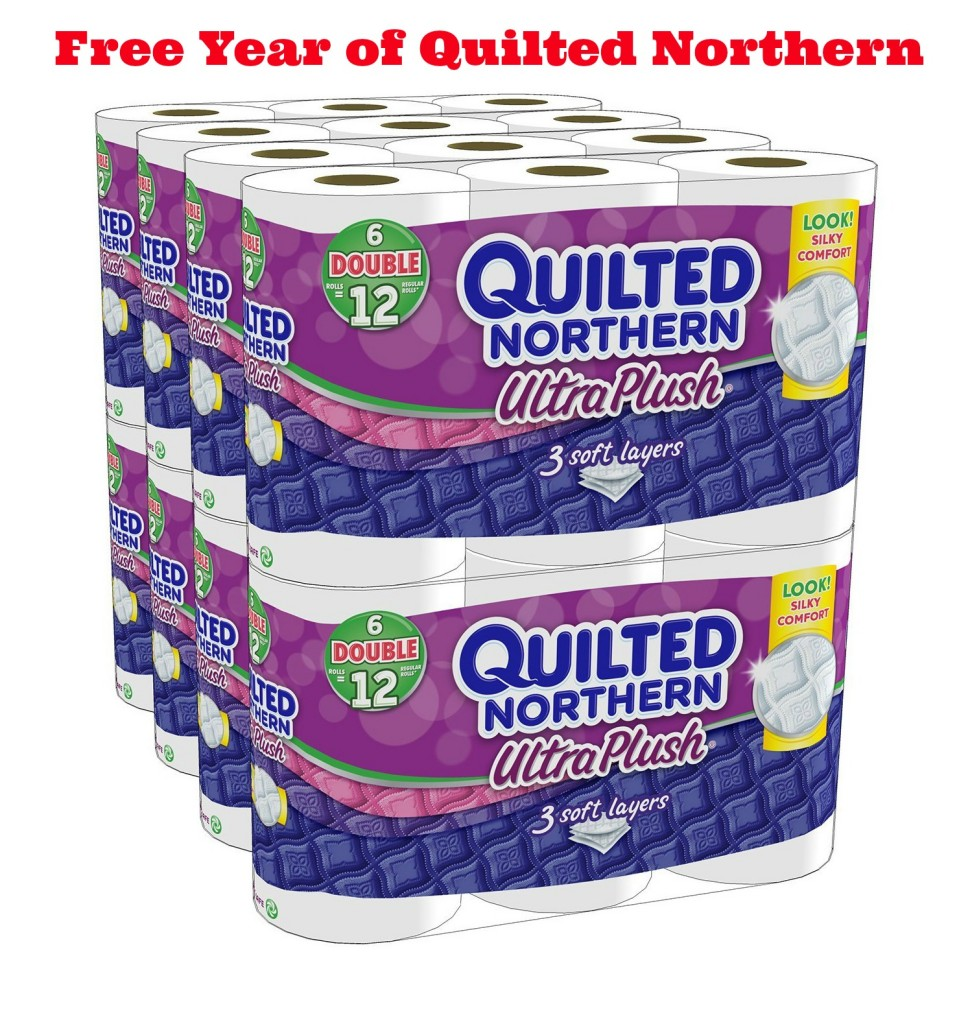 quilted northern tp2 970x1024 Mojo Giveaway: Enter to Win a Years Supply of Quilted Northern!