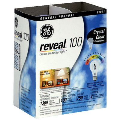 reveal FREE GE Reveal Lightbulbs at Target!