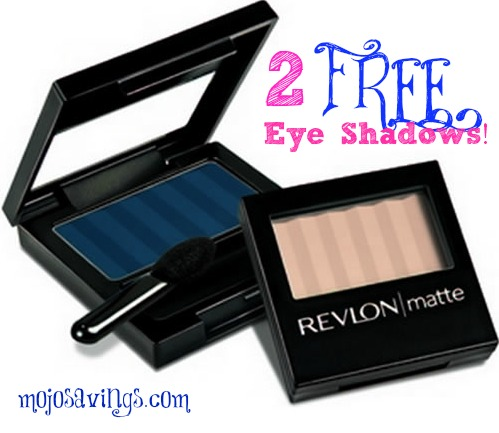 revlon 2 FREE Revlon Eye Shadows at CVS!