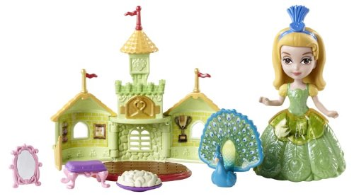 sofia peacock Disney Sofia the First Amber and Peacock Gift Set Only $7.99 Shipped!