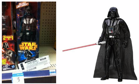 starwars Star Wars 12 Figures Only $3 (reg. $12.99) at Kmart!