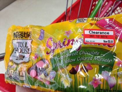 toll house FREE Nestle Toll House Springtime Morsels at Target!