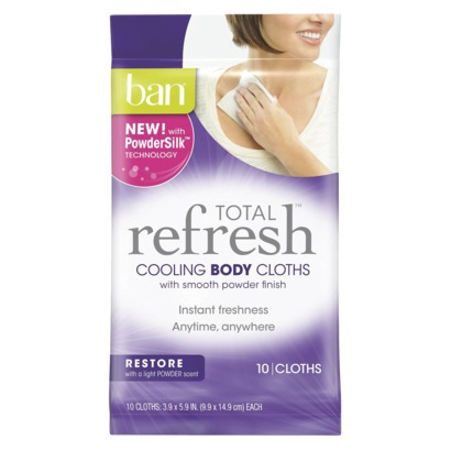 total refresh FREE Ban Total Refresh Cloths at Walgreens!