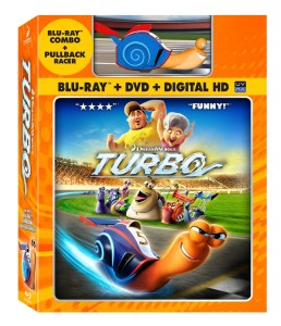 turbo 258x300 Turbo Blu ray / DVD Combo + Toy Racer Only $13 Shipped!