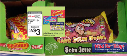 warhead FREE Warhead Jelly Beans at Walgreens!