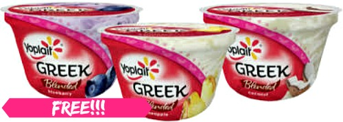 yoplait greek Hurry! FREE Yoplait Greek Yogurt!  First 10,000!