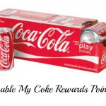 My Coke Rewards: Double Points, double points, my coke rewards double points, my coke rewards, free stuff, coke fridge packs
