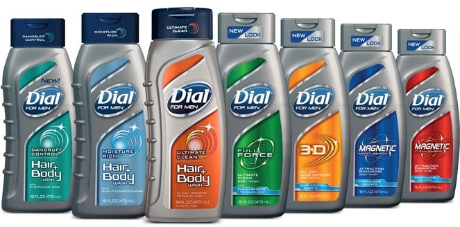Dial For Men Hair Body Wash Free Dial For Men Giveaway 89 Daily Prizes + Monthly Prizes!