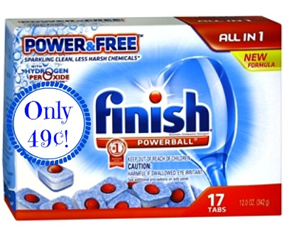 HOT! Finish Dishwasher Tabs Only 49¢ at Meier, Stock Up Deals, Finish Coupons, Hot Meijer Deals, Dishwashing Detergent