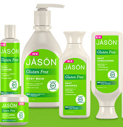 Jason Gluten Free Facial Lotion FREE Bottle of Jason Gluten Free Facial Lotion LIVE at Midnight EST!