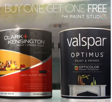 Ace Hardware: Buy One Gallon of Paint Get One FREE, Paint Sale, BOGO Deals, Home Improvement, DIY Projects, Retail Deals