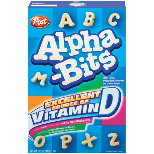 alpha FREE Alpha Bits Cereal at Meijer!