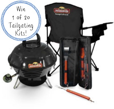 johnsonville 20 FREE Johnsonville Tailgating Kits!