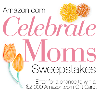 momday FB onsite sweeps Win a FREE $2,000 Amazon Gift Card!