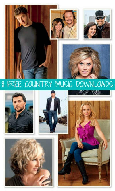 people 8 Free Country Music Downloads from People Magazine Online!