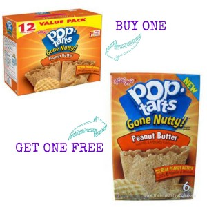 poptarts 300x300 HOT! Buy One Get One FREE Pop Tarts Coupon!