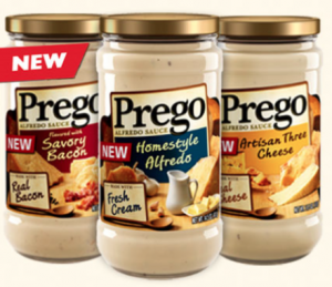 prego 300x259 Prego Pasta Sauce Only $.49 at Safeway! Today Only!