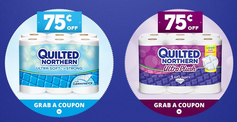 Quilted Northern Bath Tissue Printable Coupons