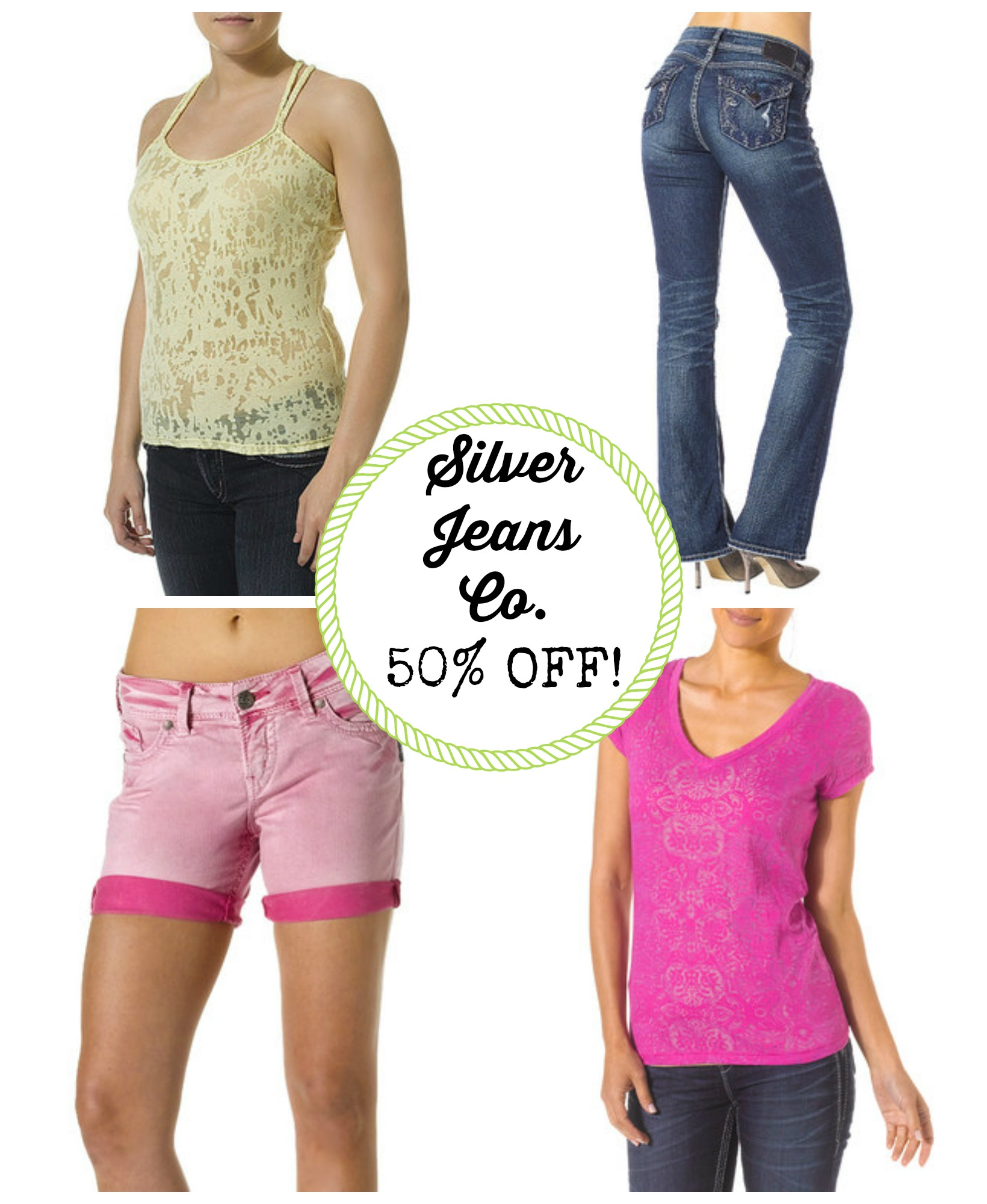50% Off of Silver Jeans Co.: Jeans, Shirts, Shorts, and More ...