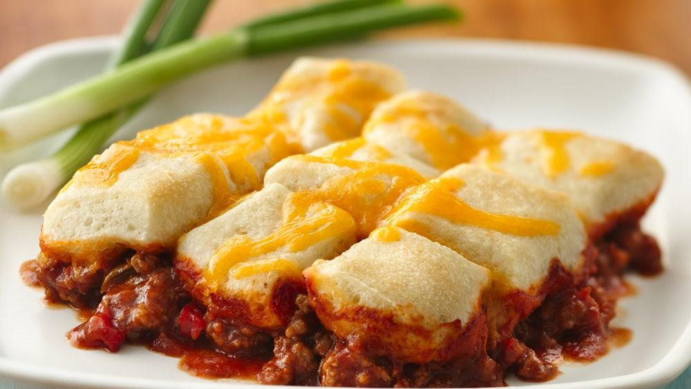 sloppyjoe Recipe: Sloppy Joe Casserole