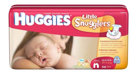 snugglers1 HOT! Double Dip Deal at Giant   Possible FREE Huggies Diapers!