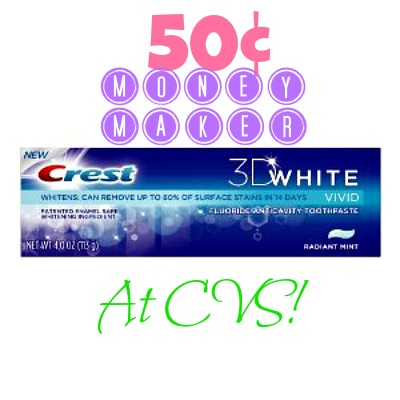 FREE Crest 3D White Toothpaste at Rite Aid, Free Stuff, Freebies, Hot Deals, Free Toothpaste, Crest Coupons, Cash Back