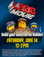 8875 TLM 180 FREE Lego Movie Building Event at Toys R Us!