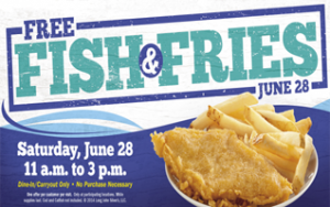LJS Fish and Fries 300x188 FREE Fish & Fries at Long John Silver's!