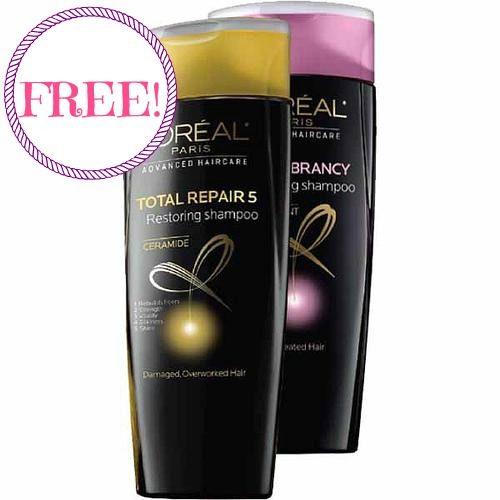 LOreal Advanced FREE Loreal Advanced Hair Care at Target!