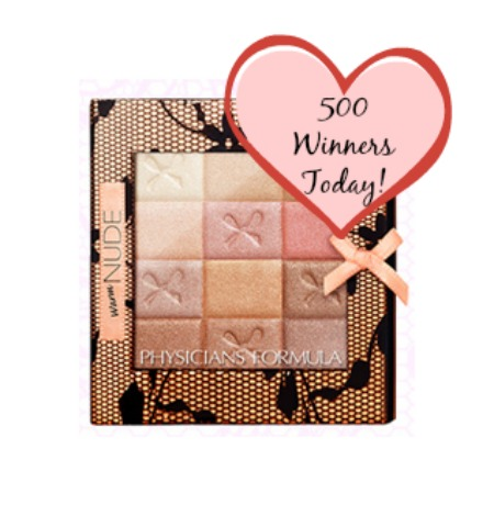 Physicians Formula Shimmer Strips All In 1 Palette for Face and Eyes FREE Physicians Formula Shimmer Strips All In 1 Palette for Face & Eyes Products Giveaway!! 500 Winners!