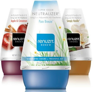 Renuzit Renuzit Air Fresheners Only 55¢ at CVS!