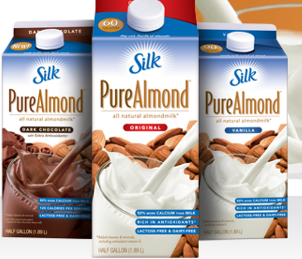 Silk Almond Milk Silk Almond Milk   Just 99¢ at Target!