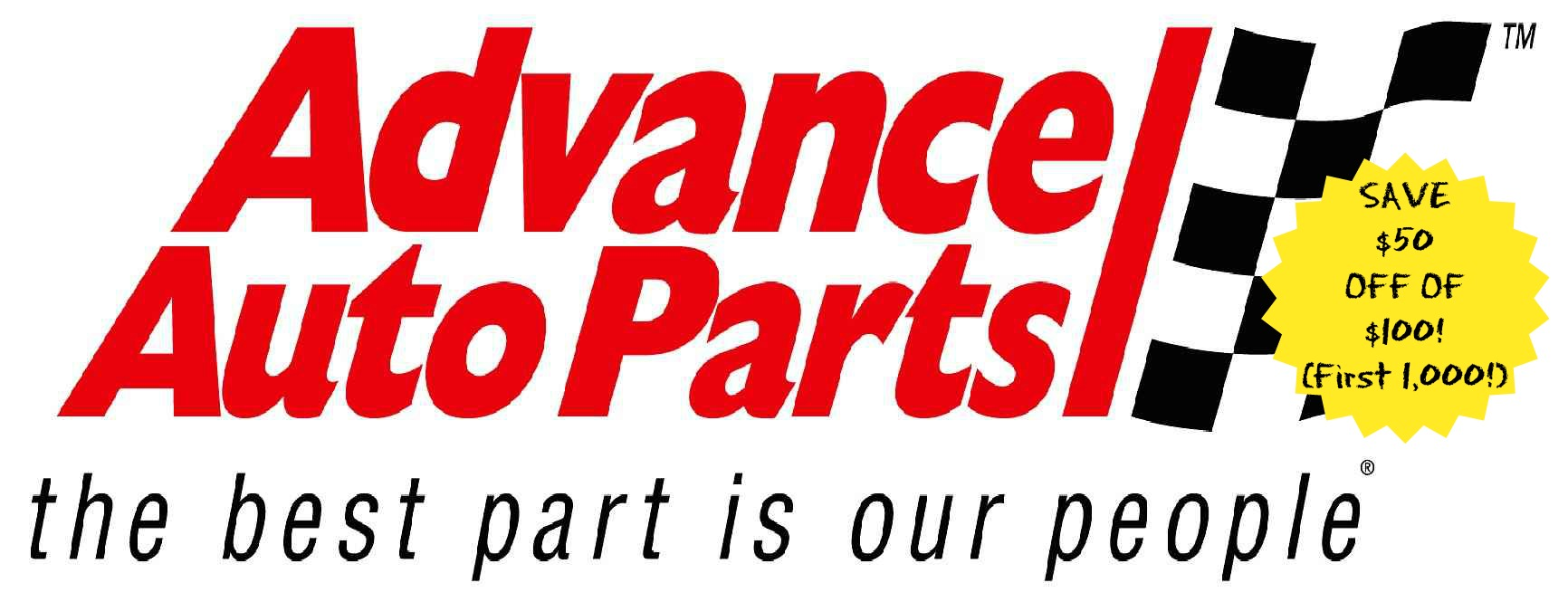Coupons for discount auto parts