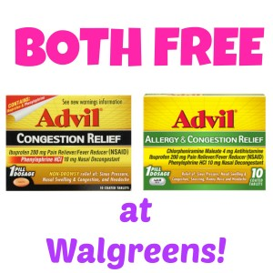 advildeal 300x300 2 FREE Advil Congestion Relief at Walgreens!