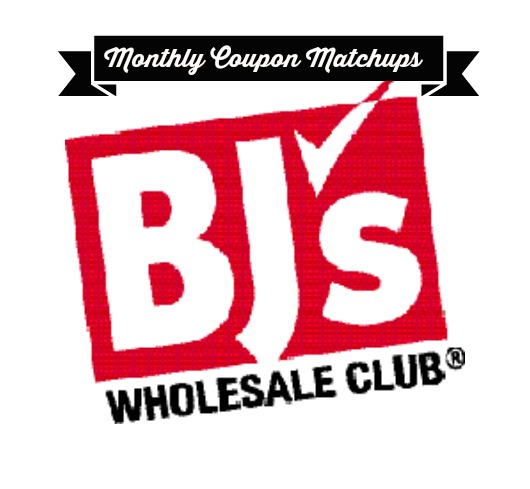 bjs logo BJs Wholesale July Monthly Coupon Matchups!
