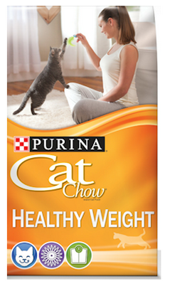 cat1 FREE Sample of Purina Cat Chow!