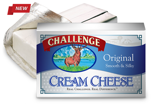 challenge Challenge Cream Cheese Only 23¢ at Walmart!