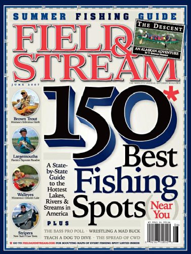 field stream Field & Stream Magazine only $5 for 1 year! (reg $47)