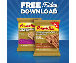 kroger FREE PowerBar Wafer Bar at Kroger and Affiliate Stores!