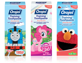 orajel Orajel Toddler Training Toothpaste Only 66¢ at Rite Aid!
